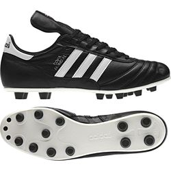 Adidas Copa Mundial Voetbalschoen (Stevige Ondergrond) - Zwart / Wit