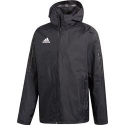 Adidas Tiro 17 Storm Regenjas - Zwart
