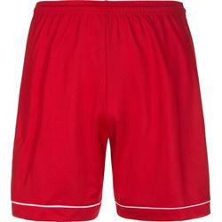 Adidas Squadra 17 Short (Zonder Binnenslip) Kinderen - Rood / Wit