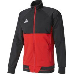 Adidas Tiro 17 Veste Polyester Hommes - Noir / Rouge / Blanc