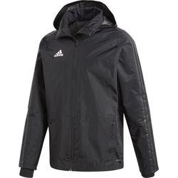 Adidas Condivo 18 Coach Jacket - Zwart