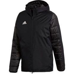 Adidas 18 Winter-/Stadionjack Heren - Zwart