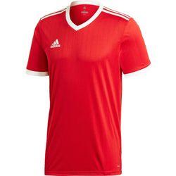 Adidas Tabela 18 Shirt Korte Mouw Heren - Rood