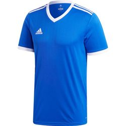 Adidas Tabela 18 Shirt Korte Mouw Heren - Royal
