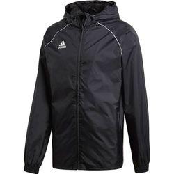Adidas Core 18 Regenjas Kinderen - Zwart
