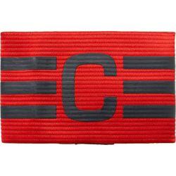 Adidas Brassard De Capitaine Avec Velcro - Rouge