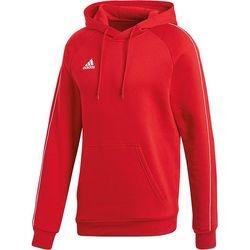 Adidas Core 18 Sweater Met Kap - Rood