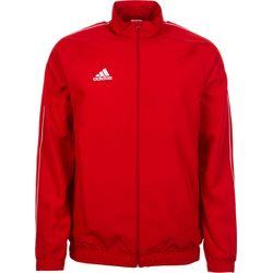 Adidas Core 18 Veste De Loisir Enfants - Rouge