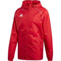 Adidas Core 18 Regenjas Kinderen - Rood