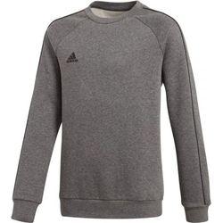 Adidas Core 18 Sweat Hommes - Gris Foncé Mélange