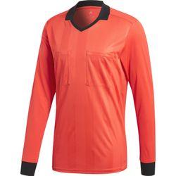 Adidas Ref18 Maillot Arbitre Ml Hommes - Bright Red