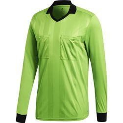 Adidas Ref18 Maillot Arbitre Ml Hommes - Solar Green