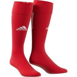 Adidas Santos 18 Chaussettes De Football - Rouge