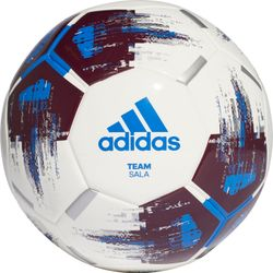 Adidas Team Sala Futsal Football - Blanc / Bleu
