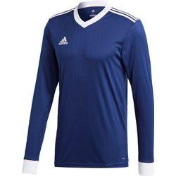 Adidas Tabela 18 Voetbalshirt Lange Mouw Heren - Marine