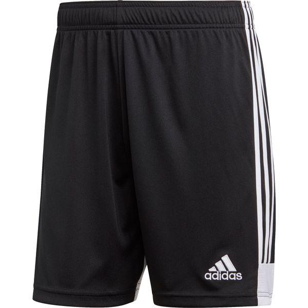 Adidas Tastigo 19 Short Kinderen - Zwart / Wit