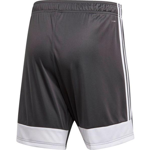 Adidas Tastigo 19 Short Kinderen - Donkergrijs / Wit