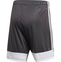 Voorvertoning: Adidas Tastigo 19 Short Kinderen - Donkergrijs / Wit