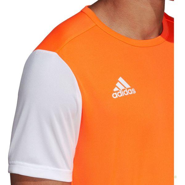 Adidas Estro 19 Shirt Korte Mouw Heren - Solar Orange