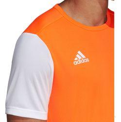 Voorvertoning: Adidas Estro 19 Shirt Korte Mouw Heren - Solar Orange