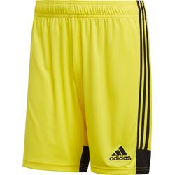 Adidas Tastigo 19 Short Hommes - Jaune Fluo / Noir
