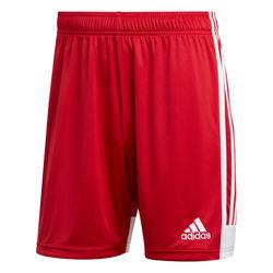 Adidas Tastigo 19 Short - Rood / Wit