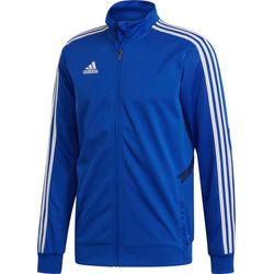 Voorvertoning: Adidas Tiro 19 Trainingsvest Kinderen - Royal / Marine / Wit