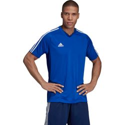 Voorvertoning: Adidas Tiro 19 Training Top Kinderen - Royal / Marine / Wit