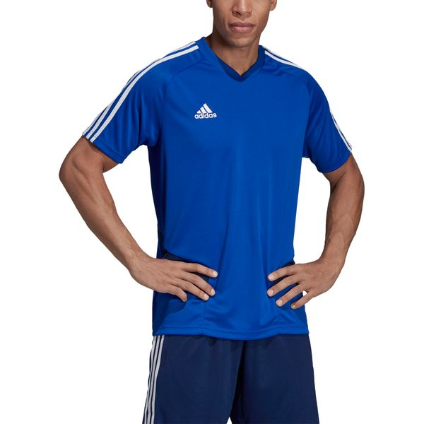 Adidas Tiro 19 Training Top Kinderen - Royal / Marine / Wit