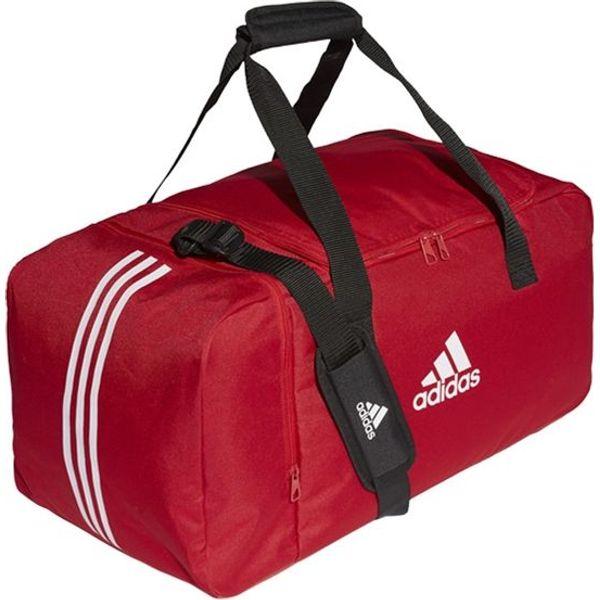 Adidas Tiro 19 Large Sporttas Met Zijvakken - Rood