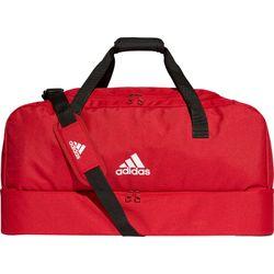 Adidas Tiro 19 (Large) Sporttas Met Bodemvak - Rood / Wit