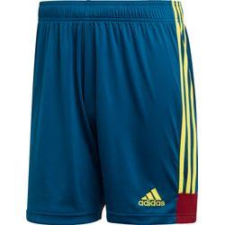 Adidas Tastigo 19 Short Kinderen - Marine / Fluogeel