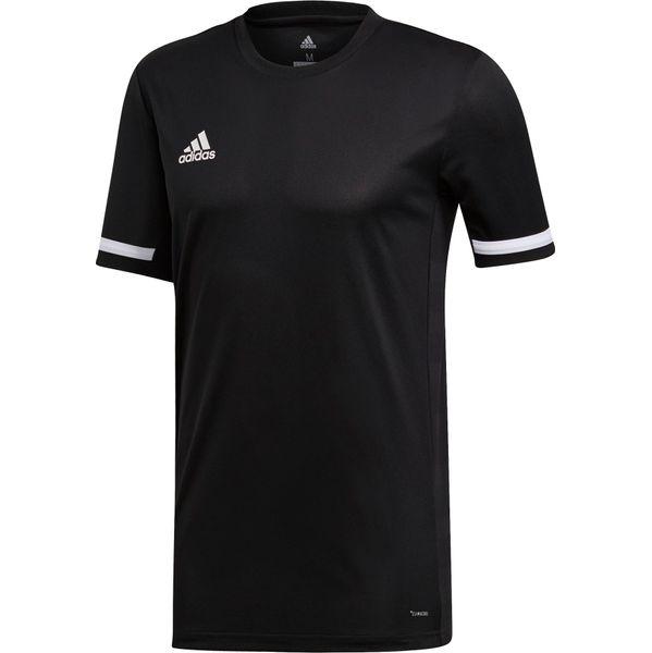 Adidas Team 19 T-Shirt Kinderen - Zwart / Wit