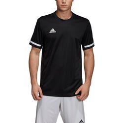 Voorvertoning: Adidas Team 19 T-Shirt Kinderen - Zwart / Wit