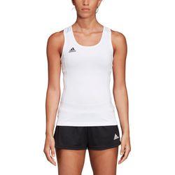 Voorvertoning: Adidas Team 19 Tanktop Dames - Wit