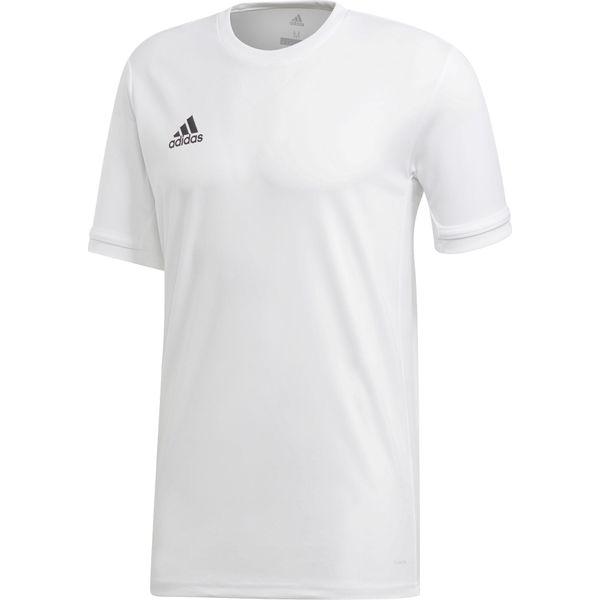 Adidas Team 19 T-Shirt Kinderen - Wit
