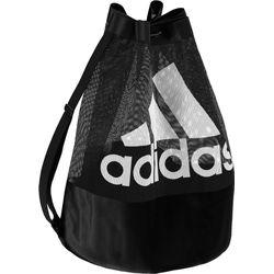 Adidas 10-12 Ballenzak - Zwart / Wit