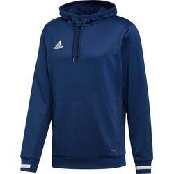 Adidas Team 19 Sweater Met Kap - Marine / Wit
