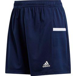 Adidas Team 19 Short Dames - Marine / Wit