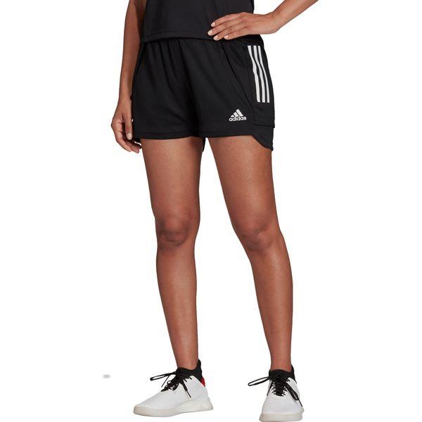 Adidas Condivo 20 Short D'entraînement Femmes - Noir / Blanc