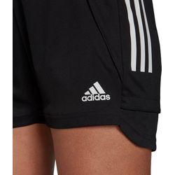 Présentation: Adidas Condivo 20 Short D'entraînement Femmes - Noir / Blanc