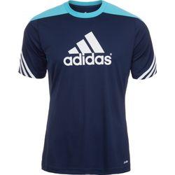 Adidas Sereno 14 T-Shirt Enfants - Marine / Blanc