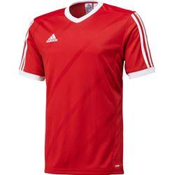 Adidas Tabela 14 Shirt Korte Mouw Kinderen - Power Red / White