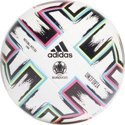 Adidas Uniforia League Ek 2020 Voetbal - Wit / Multicolor