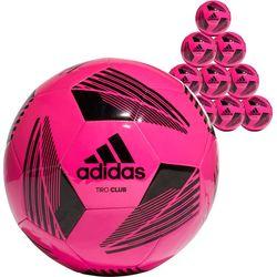 Adidas Tiro Club (10X) Ballenpakket - Roze