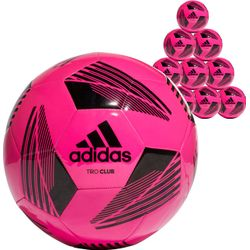 Adidas Tiro Club (20x) Ballenpakket - Roze