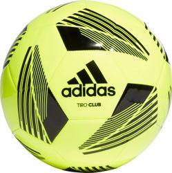 Adidas Tiro Club Trainingsbal - Fluogeel / Zwart