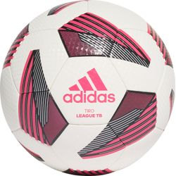 Adidas Tiro League Tb Wedstrijd/Trainingsbal - Wit / Roze