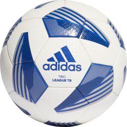 Adidas Tiro League Tb Ballon De Compétition Et D'entraînement - Blanc / Bleu