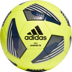 Adidas Tiro League Tb Ballon De Compétition Et D'entraînement - Jaune Fluo / Bleu